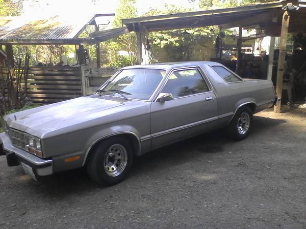 1983 Ford Farimont 2 Door Coupe For Sale in Lacey, WA