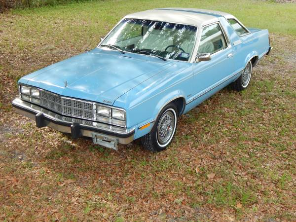1978 Ford Farimont 2 Door Coupe For Sale in Lakeland, FL