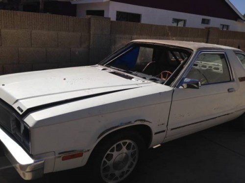 1978 Ford Farimont 2DR Coupe For Sale in Phoenix, AZ