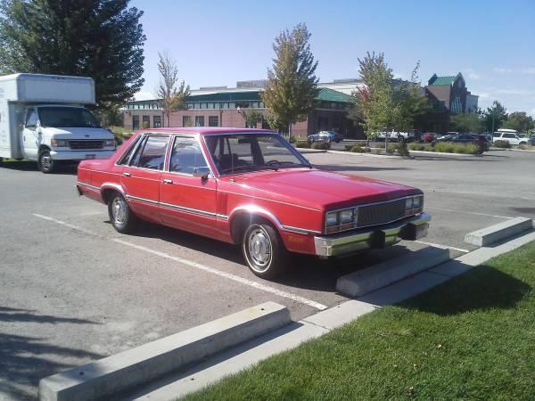 Craigslist Idaho Falls >> Ford Fairmont / Mercury Zephyr For Sale in Idaho
