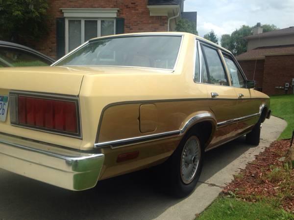 Craigslist Idaho Falls >> 1981 Ford Farimont 4 Door Sedan For Sale in Farmington Hills, MI