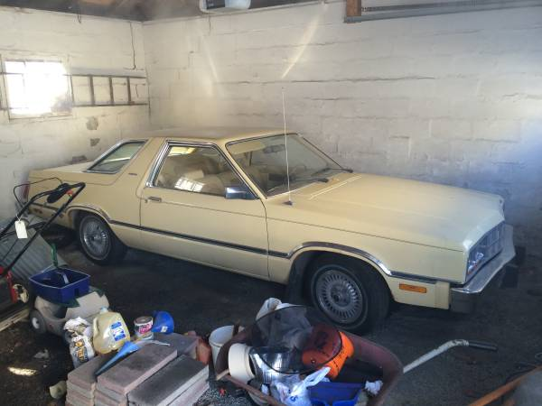Auto Garage For Sale Pittsburgh: 1982 Ford Farimont 2 Door Coupe For Sale In Pittsburgh, PA