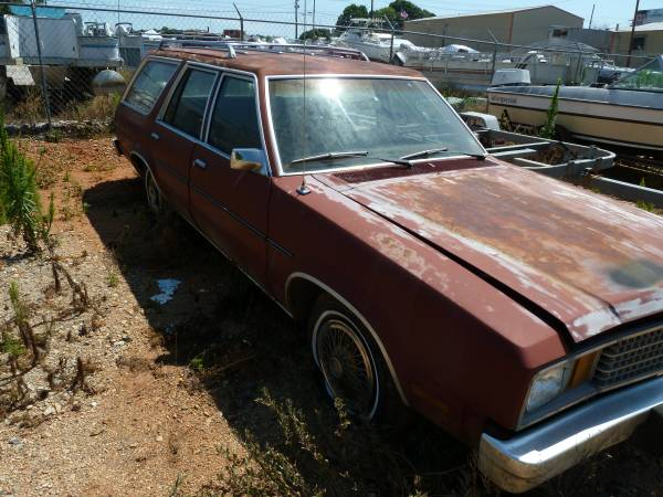 Craigslist Idaho Falls >> 1981 Ford Farimont Wagon For Sale in Gastonia, NC