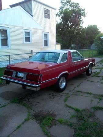 1980 Ford Farimont Futura 2dr Coupe For Sale In Wichita Ks