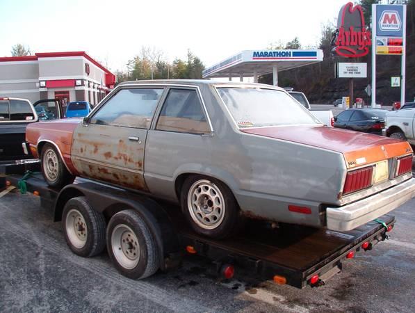 Craigslist Lexington Cars: 1979 Ford Farimont 2DR Sedan For Sale In Lexington, KY