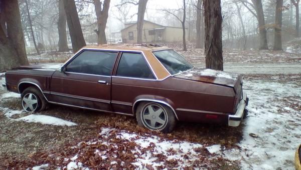 1979 Mercury Zephyr 2DR Sedan For Sale in Quad Cities, IA