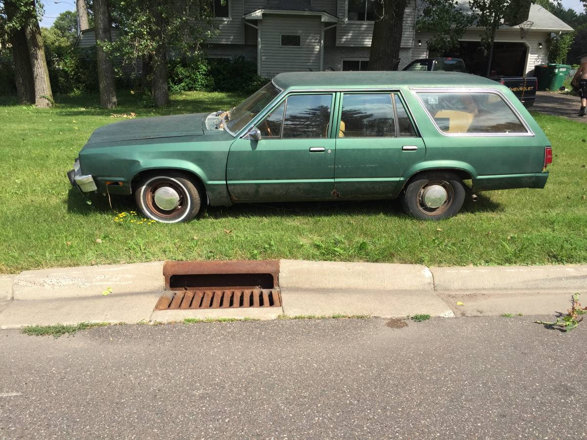 1979 Ford Farimont Wagon For Sale in Little Canada, MN