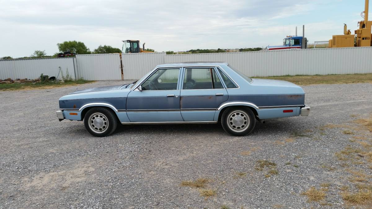 1980 Ford Farimont 4 Door For Sale in Wichita Falls, TX