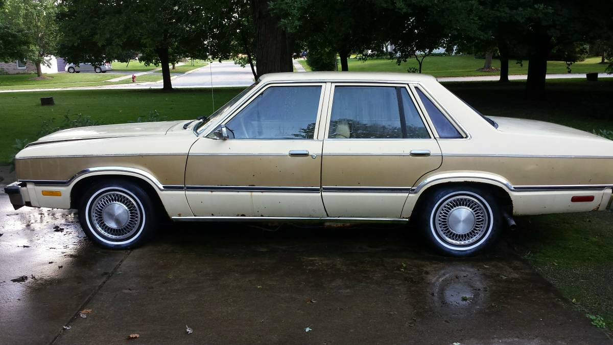 1980 Ford Farimont 4 Door Sedan For Sale in Oswego, IL