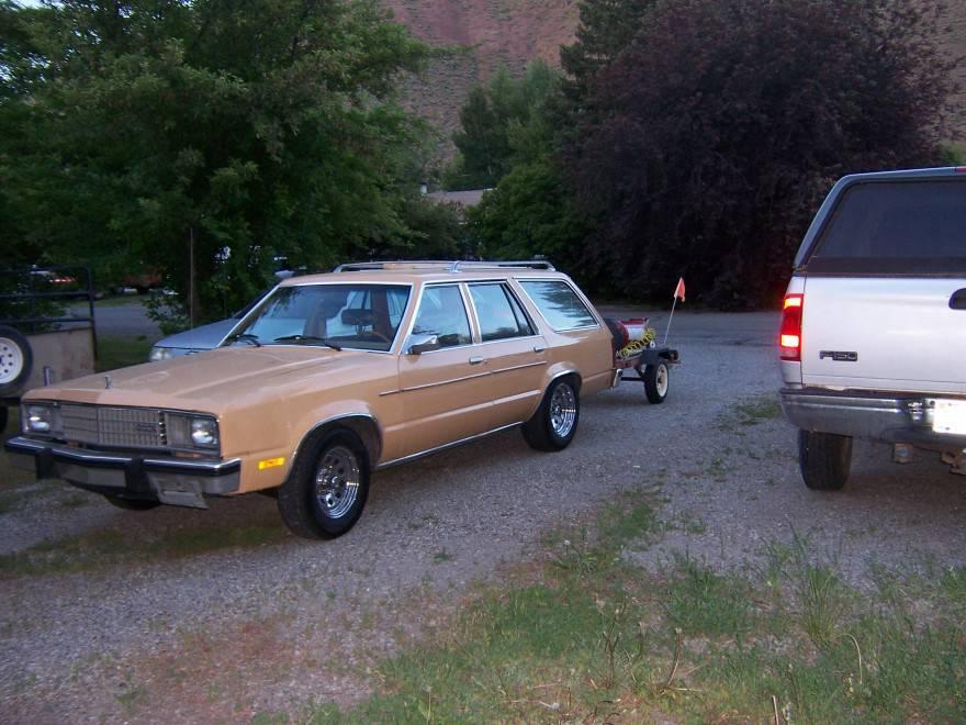 Ford Fairmont / Mercury Zephyr For Sale in Washington