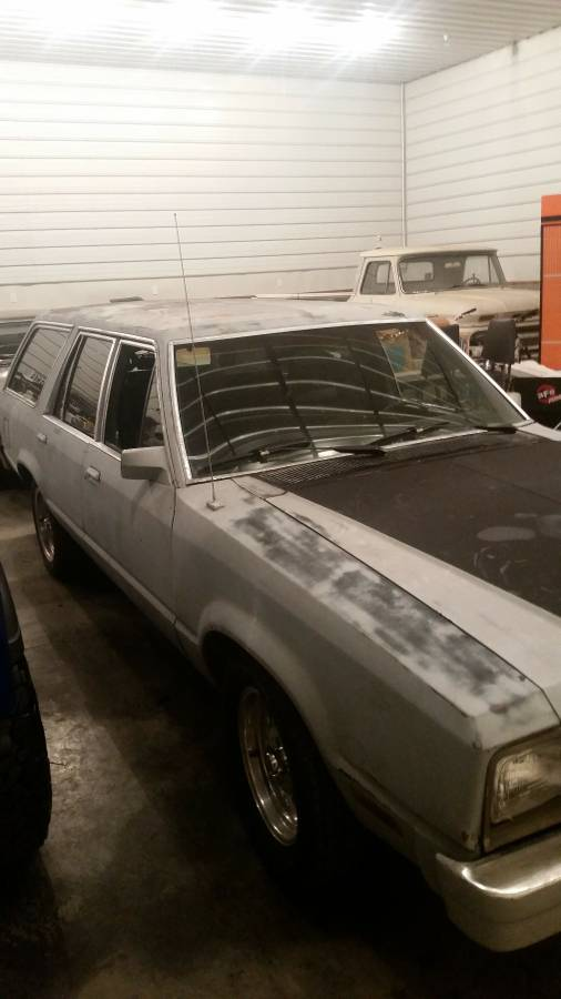 1979 Ford Farimont Wagon For Sale in Tri-Cities, TN