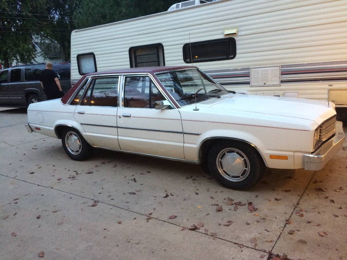 1978 Ford Fairmont Four Door Sedan For Sale In Appleton