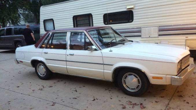 1978 Ford Fairmont Four Door Sedan For Sale in Appleton ...