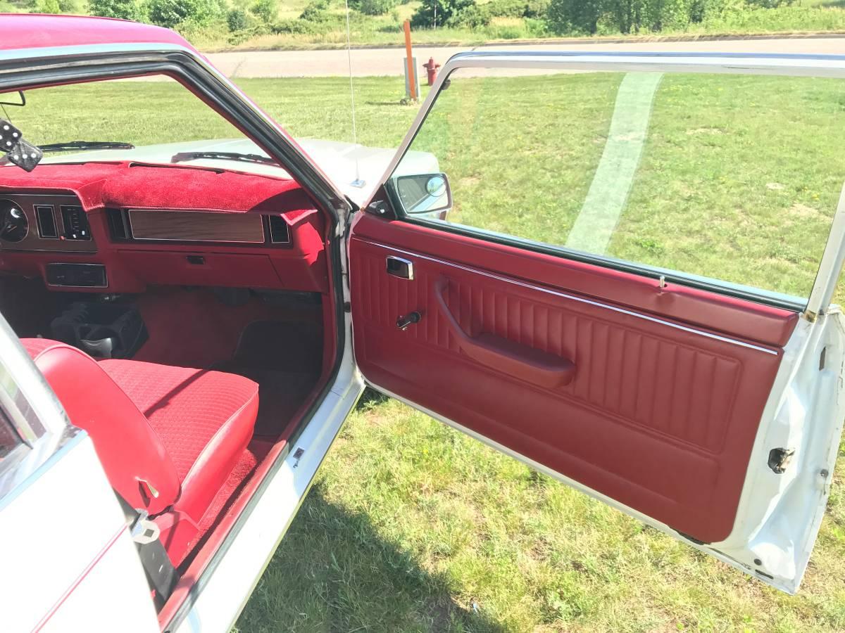 Craigslist Eau Claire Cars: 1979 Ford Fairmont Two Door Sedan For Sale In Eau Claire