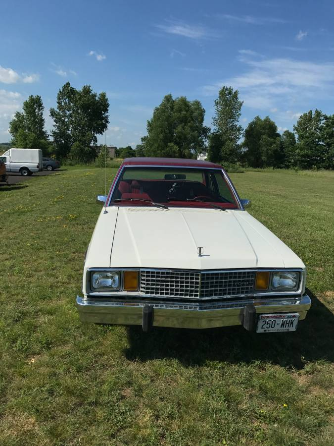 1979 Ford Fairmont Two Door Sedan For Sale in Eau Claire ...