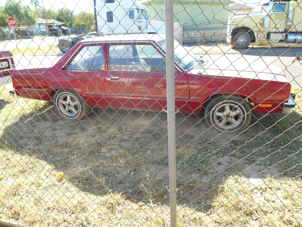 1979 ford fairmont two door sedan project for sale in laredo texas. Black Bedroom Furniture Sets. Home Design Ideas