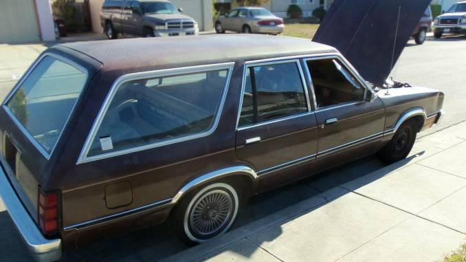 1981 ford fairmont futura station wagon in san leandro for Bay city motors san leandro ca
