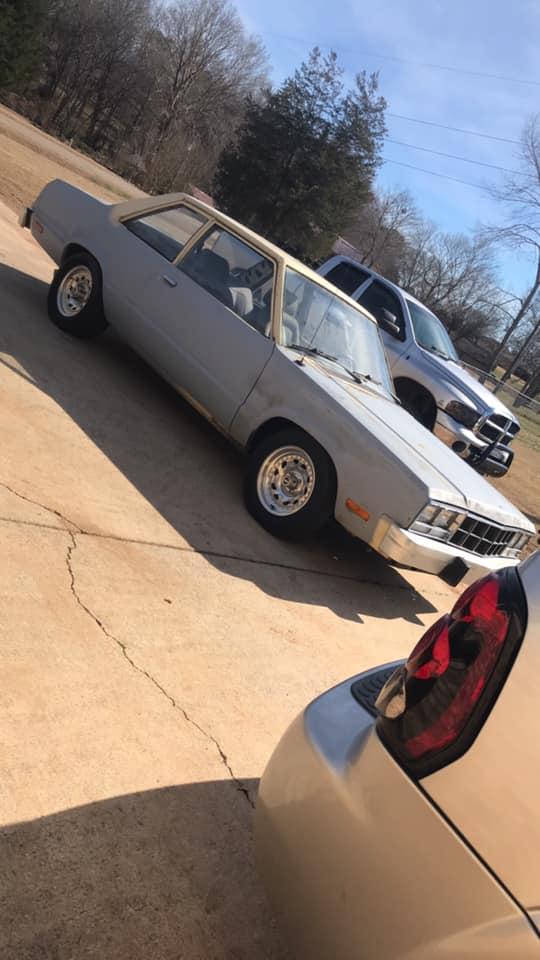 1980 Ford Fairmont 2DR Sedan For Sale in Muscle Shoals, AL