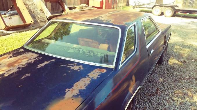 1978 Mercury Zephyr 2DR Coupe For Salein Wichita, KS