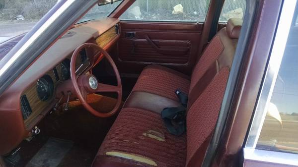 Craigslist Idaho Falls >> 1981 Ford Fairmont 4 Door Sedan For Sale in Boise, ID