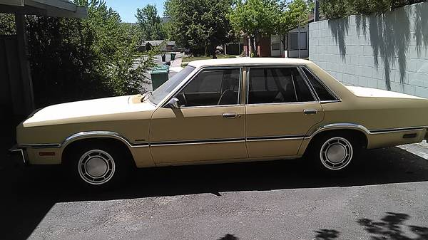 1982 Ford Farimont 4 Door Sedan For Sale in Carson City, NV
