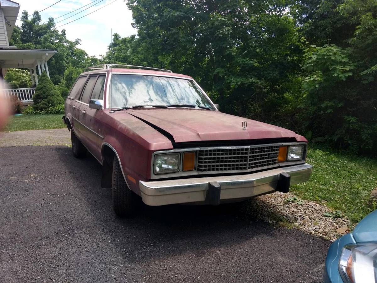 1979 Ford Fairmont Station Wagon For Sale in Pittsburgh, PA