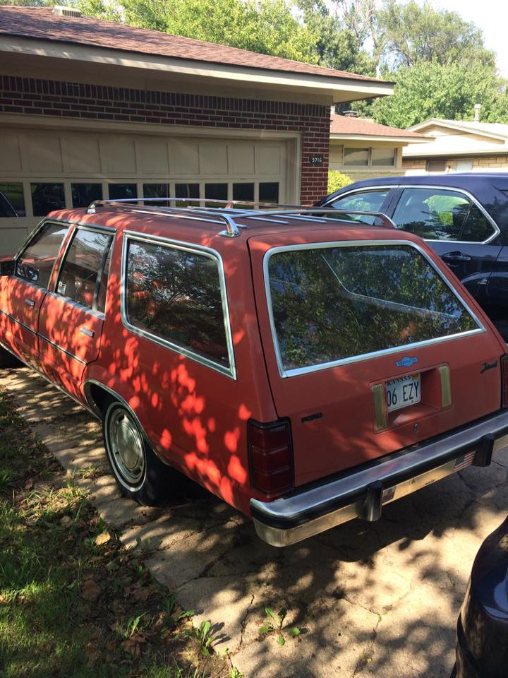 1978 Ford Fairmont Station Wagon For Sale in Wichita, KS