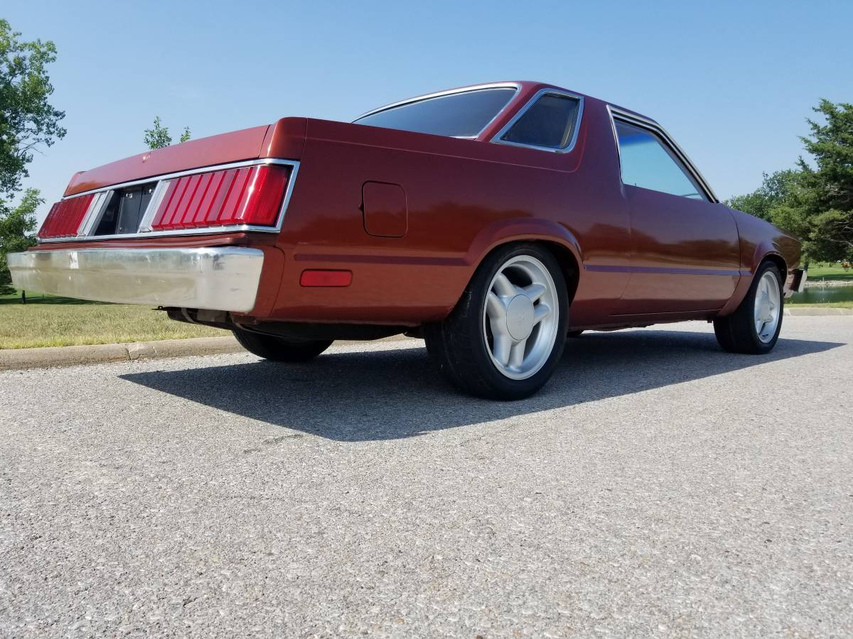 1978 Ford Fairmont 2DR Coupe For Sale in Omaha, NE